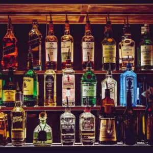Ron , Whisky y Vodka